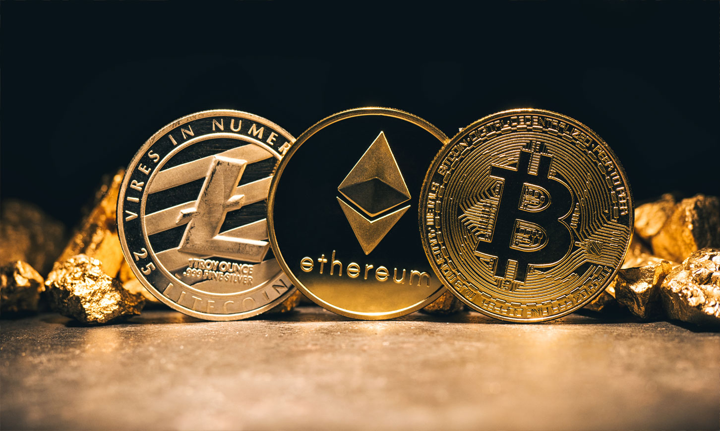 bitcoin-vs-litecoin-vs-ethereum
