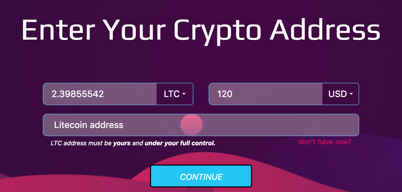 how to purchase ltc 2019