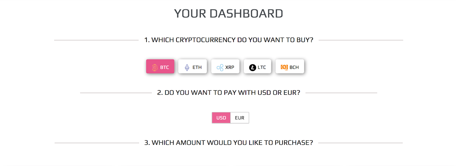 buy btc on luno with credit card